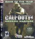Call of Duty 4: Modern Warfare (Game of the Year Edition) Box