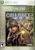 Call of Duty 3 (Platinum Hits) Box