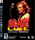 AC/DC Live: Rock Band Track Pack Box