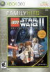 LEGO Star Wars II: The Original Trilogy (Family Hits) Box