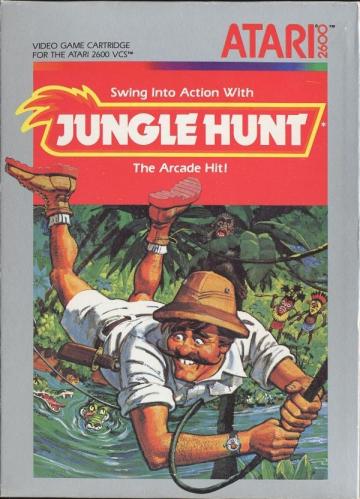 Jungle Hunt  Boxart