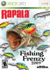 Rapala Fishing Frenzy 2009 Box