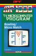 Bowling/Micro Match Box