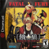Fatal Fury: Mark Of The Wolves Box