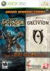 BioShock & The Elder Scrolls IV: Oblivion Bundle Box