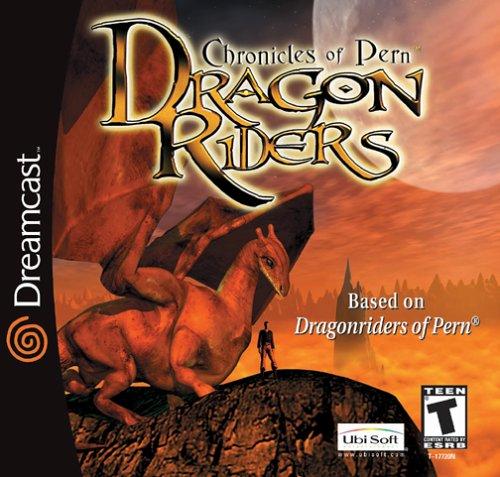 Dragon Riders: Chronicles of Pern Boxart