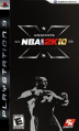 NBA 2K10 (10th Anniversary Edition) Box