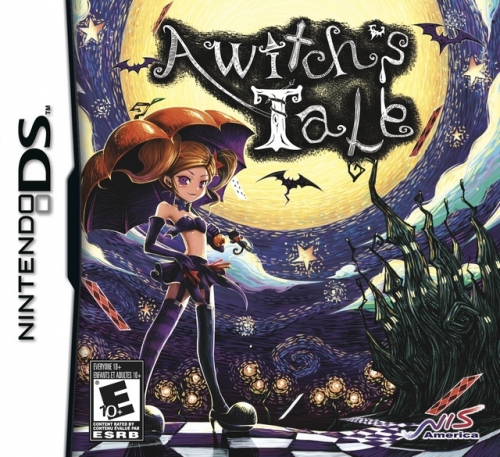 A Witch's Tale Boxart