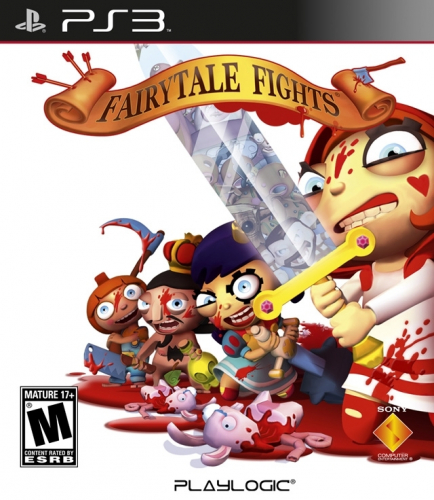 Fairytale Fights Boxart