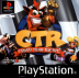 CTR: Crash Team Racing Box
