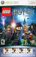 LEGO Harry Potter: Years 1-4 (Collector's Edition) Box