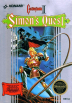 Castlevania II: Simon's Quest Box
