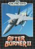 After Burner II Box