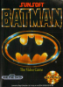 Batman: The Video Game Box