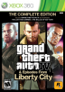 Grand Theft Auto IV: The Complete Edition Box