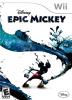Disney Epic Mickey Box