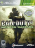 Call of Duty 4: Modern Warfare (Platinum Hits) Box