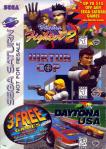 Sega Saturn Three Pack