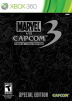 Marvel vs. Capcom 3: Fate of Two Worlds (Special Edition) Box