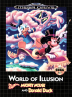 World of Illusion Starring Mickey Mouse and Donald Duck Box