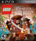 LEGO Pirates of the Caribbean: The Video Game Box