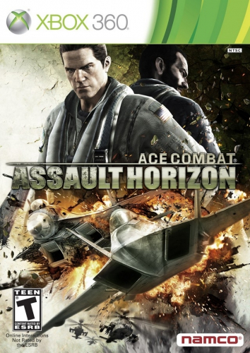 Ace Combat: Assault Horizon Boxart