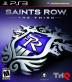 Saints Row: The Third Box
