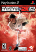 Major League Baseball 2K12 Box