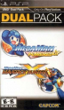 Mega Man Dual Pack Box