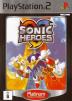 Sonic Heroes (Platinum) Box