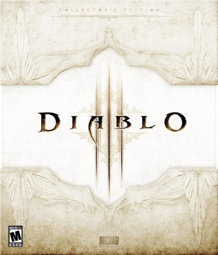 Diablo III (Collector's Edition) Boxart