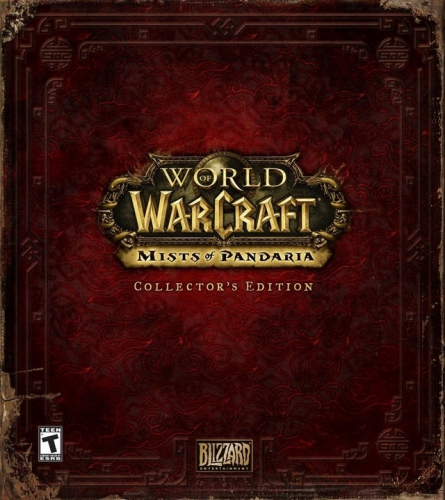 World of Warcraft: Mists of Pandaria (Collector's Edition) Boxart