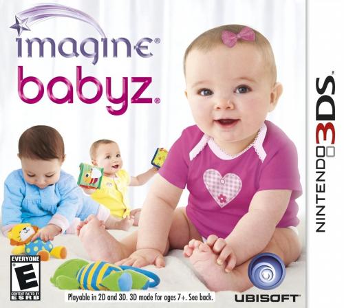 Imagine Babyz Boxart