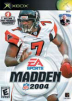 Madden NFL 2004 Box