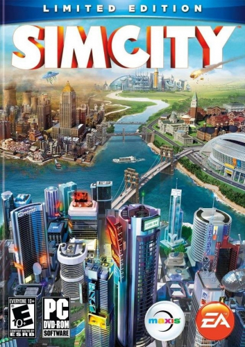 SimCity (Limited Edition) Boxart