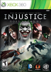 Injustice: Gods Among Us Box