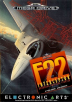 F-22 Interceptor: Advanced Tactical Fighter Box