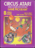 Circus Atari Box