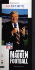 John Madden Football Box