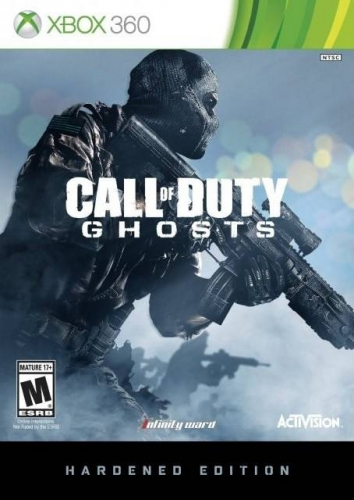 Call of Duty: Ghosts (Hardened Edition) Boxart