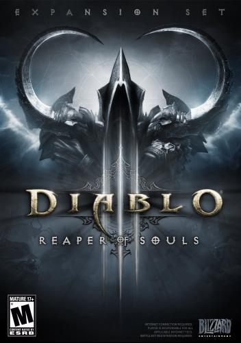 Diablo III: Reaper of Souls Boxart