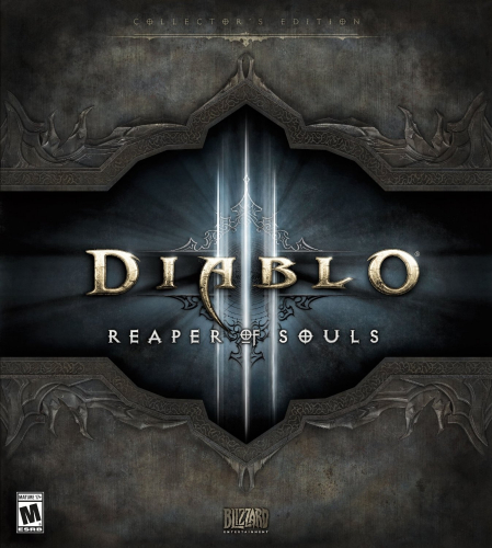 Diablo III: Reaper of Souls (Collector's Edition) Boxart
