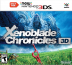 Xenoblade Chronicles 3D Box