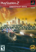 Need for Speed Undercover (Greatest Hits) Box