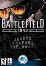 Battlefield 1942: Secret Weapons of World War II Boxart