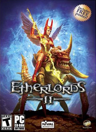 Etherlords II Boxart