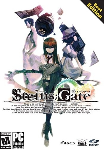 Steins;Gate (Best Edition) Boxart