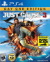 Just Cause 3 Box