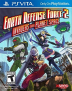 Earth Defense Force 2: Invaders From Planet Space Box