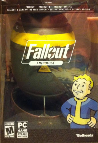Fallout Anthology Boxart